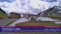 Archiv Foto Webcam Faschina Pass, Talstation Stafelalpbahn 06:00