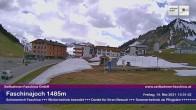 Archiv Foto Webcam Faschina Pass, Talstation Stafelalpbahn 08:00