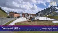 Archiv Foto Webcam Faschina Pass, Talstation Stafelalpbahn 10:00