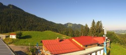 Archiv Foto Webcam Alpspitzbahn - Mittelstation 02:00