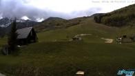 Archiv Foto Webcam Bergstation des Pancani Lifts 03:00