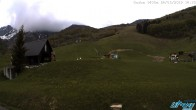 Archiv Foto Webcam Bergstation des Pancani Lifts 06:00