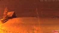 Archiv Foto Webcam Bergstation des Pancani Lifts 18:00