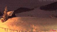 Archiv Foto Webcam Bergstation des Pancani Lifts 22:00