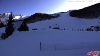 Archived image Webcam Top station of the Pancani chair lift 08:00