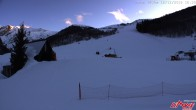 Archived image Webcam Top station of the Pancani chair lift 10:00