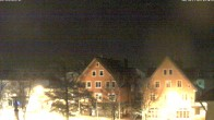 Archiv Foto Webcam Rathausplatz Sonthofen 22:00