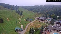 Archiv Foto Webcam Talstation Seven Springs Mountain Resort 02:00