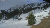 Archiv Foto Webcam Bridger Bowl: Deer Park 07:00