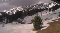 Archiv Foto Webcam Bridger Bowl: Deer Park 11:00
