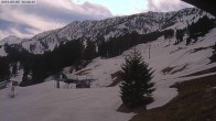 Archiv Foto Webcam Bridger Bowl: Deer Park 15:00