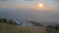 Archiv Foto Webcam Großer Arber Ost 00:00