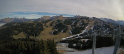 Archiv Foto Webcam Bergstation Grains d'Or Express 04:00