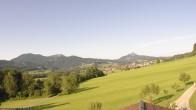 Archiv Foto Webcam Blick vom Allgäuhaus auf Wertach 02:00