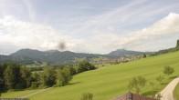 Archiv Foto Webcam Blick vom Allgäuhaus auf Wertach 04:00