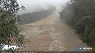 Archived image Webcam Mt Buller - Slope Little Buller Spur 08:00
