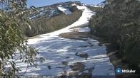 Archived image Webcam Mt Buller - Slope Little Buller Spur 02:00