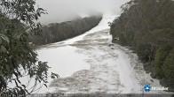 Archiv Foto Webcam Mt Buller: Abfahrt Little Buller Spur 04:00