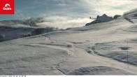 Archiv Foto Webcam Skigebiet Golm: Blick von Bergstation Grüneck 09:00