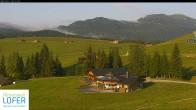 Archiv Foto Webcam Rundwanderweg und Höhenloipe 02:00