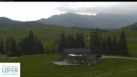 Archiv Foto Webcam Rundwanderweg und Höhenloipe 08:00