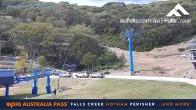 Archiv Foto Webcam Talstation Falls Express 04:00