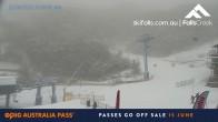 Archived image Webcam Base station Falls Express 02:00