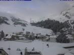 Archiv Foto Webcam Skigebiet Bivio 02:00