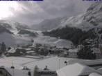 Archiv Foto Webcam Skigebiet Bivio 06:00