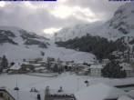 Archiv Foto Webcam Skigebiet Bivio 08:00