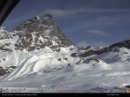 Archived image Webcam Plan Maison: Breuil-Cervinia 04:00