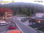 Archiv Foto Webcam Spindlermühle (Tschechien) 22:00