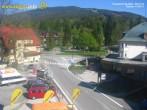 Archiv Foto Webcam Spindlermühle (Tschechien) 02:00