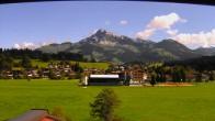 Archiv Foto Webcam Hotel Pension Zimmermann (Reith bei Kitzbühel) 06:00