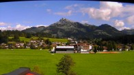 Archiv Foto Webcam Hotel Pension Zimmermann (Reith bei Kitzbühel) 08:00