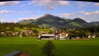 Archiv Foto Webcam Hotel Pension Zimmermann (Reith bei Kitzbühel) 10:00