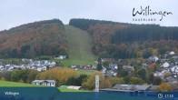 Archiv Foto Webcam Willingen: Livecam Ettelsberg Seilbahn Talstation 11:00