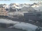 Archiv Foto Webcam Arlberg Hospiz Hotel in St. Christoph 01:00