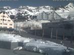 Archiv Foto Webcam Arlberg Hospiz Hotel in St. Christoph 03:00