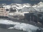 Archiv Foto Webcam Arlberg Hospiz Hotel in St. Christoph 05:00