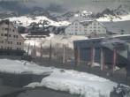 Archiv Foto Webcam Arlberg Hospiz Hotel in St. Christoph 07:00