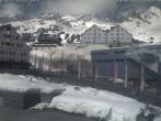 Archiv Foto Webcam Arlberg Hospiz Hotel in St. Christoph 09:00