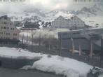 Archiv Foto Webcam Arlberg Hospiz Hotel in St. Christoph 11:00