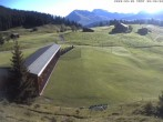 Archiv Foto Webcam Golfhaus Arosa 02:00