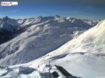 Archived image Webcam Mountain restaurant Kapall 10:00
