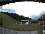 Archiv Foto Webcam Lech - Schlegelkopfareal 10:00