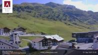 Archiv Foto Webcam Hotel Arlberghaus in Zürs 06:00
