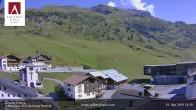 Archiv Foto Webcam Hotel Arlberghaus in Zürs 08:00