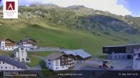 Archiv Foto Webcam Hotel Arlberghaus in Zürs 10:00