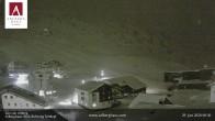 Archiv Foto Webcam Hotel Arlberghaus in Zürs 18:00